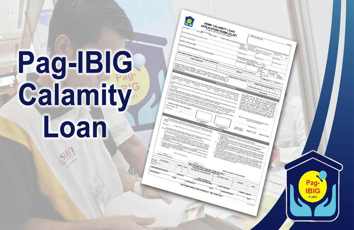 pag ibig calamity loan